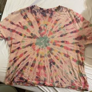 Urban Outfitters oversized Tye-Dye Shirt